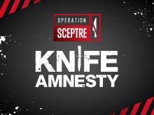 Knife amnesty launched in Rushmoor