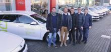 Plug-in hybridbiler i luksusklassen til  storbyens delebils-elskere