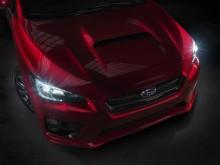 Subaru WRX får Världspremiär i Los Angeles