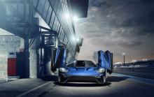 Ford GT till Stockholmsmässan 26-29 januari