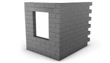 Såhär enkelt murar du ditt hus med Bender lättklinkerblock
