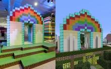 A new city in Minecraft - RECREATE, REBUILD, REINVENT