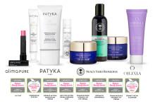 Eteritique nominerad med 8 produkter till Organic Beauty Awards 2019