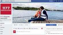 1177 Vårdguiden Västerbotten – nu också på Facebook