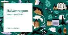 Halvårsrapport januari-juni 2019