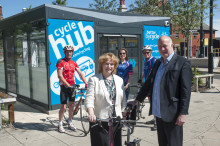 New cycle hub set to open for Rochdale