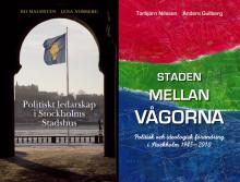 Två nya böcker om stockholmspolitiken