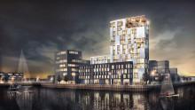Scandic öppnar hotell i Helsingborg hamn