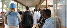 Oroande utveckling i DR Kongo inför valet
