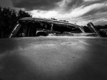 Stormskadade bilar från USA – en risk för svenska bilköpare