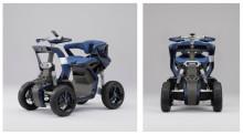 低速モビリティ「YNF-01」を国際福祉機器展に出展 乗る者の冒険心をかき立てるデザインと走破性を両立したコンセプトモデル