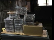 Drug dealer caught with 70 kilograms of cocaine jailed