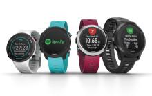 Garmin® lancerer en helt ny Forerunner® serie af GPS-smartwatches som er skabt til løbere