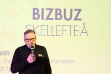 Bizbuz Skellefteå - Näringslivsdag med framtidsfokus