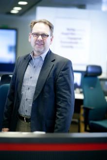 Eskilstuna-Kurirens chefredaktör blir journalistlärare på Södertörns högskola