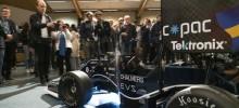 Första fyrhjulsdrivna elektriska Formula Student-bilen tävlar i sommar