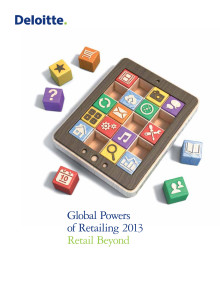 Global Powers of Retailing