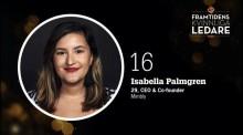 Grattis till Mimblys Isabella Palmgren till placeringen på listan för framtidens kvinnliga ledare 2020!