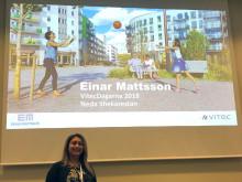 Einar Mattssons expert delade tips om bostadsrättsförvaltning på Vitec-dagarna