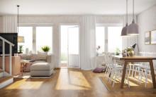 Nu kan du anmäla intresse att hyra radhus med egen täppa i Västerås