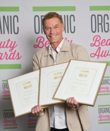 ​Eteritique vann med 3 produkter på årets Organic Beauty Awards 2019!