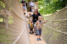 Fem stora nyheter gör Skånes Djurpark till ett äventyr för hela familjen