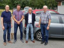 Skurups Elverk AB tecknar återigen underhållsavtal med ONE Nordic