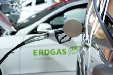 Fast 100.000 Erdgas-Fahrzeuge auf deutschen Straßen