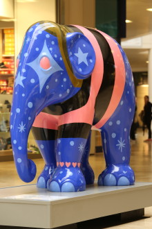 PETE FOWLER JOINS ELEPHANT PARADE NATIONAL TOUR