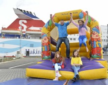 Make ferry travel child's play with Stena Line