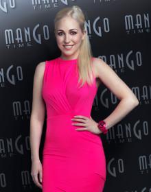 Grand Prix- aktuelle Margaret Berger inngår avtale med klokkemerket Mango Time