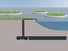 Innovativt pumpkraftverk för energilagring i gruvmiljö får stöd