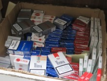 Over 1 million cigarettes seized across Manchester