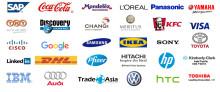 全球有超過30,000個品牌在使用我們的新聞室