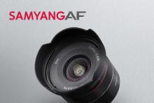 Vidare vyer med kompakt 18mm f/2.8 för Sony FE