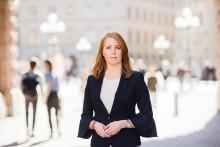 Annie Lööf kommenterar uppgifter om att USA lämnar Parisavtalet