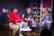 Deichman inviterer til Norges triveligste litteraturfestival 17.-21. september