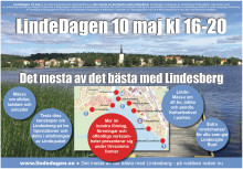 LindeDagen 10 maj: Åtta veckor kvar