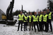 Arcam hyr 15 000 kvm av Castellum i Mölnlycke