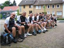 Dag 6: Rolig og flad tur fra Baden Baden til Basel i 32 graders varme
