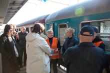 Gør dig parat. Der er flere tusinde flygtninge på vej til Sloveniens grænse