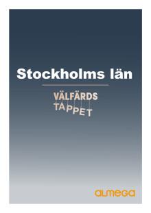 Välfärdstappet: Stockholm