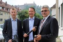 Bayernwerk-Netzcenter Kulmbach stellt Baumaßnahmen 2016 vor