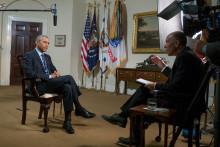 Eksklusivt Obama-intervju på HISTORY