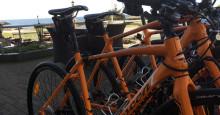 Cykeldag med Mattias Reck