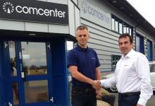 Comcenter tar steget fullt ut och blir partner till Weblink