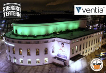 FuranFlex® i historisk teaterbygg: Svenska Teatern i Helsingfors