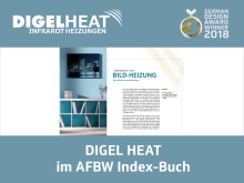 DIGEL HEAT im AFBW Index-Buch
