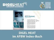 DIGEL HEAT im AFBW Index-Buch