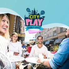 Cityplay-lansering i Oskarshamn